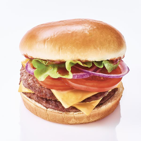 burger americain BCHEF