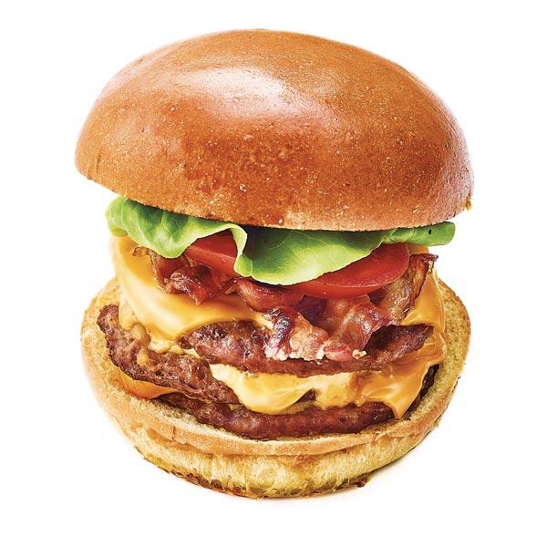 burger fêtard BCHEF