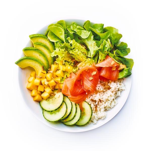 Salade Ariel BCHEF