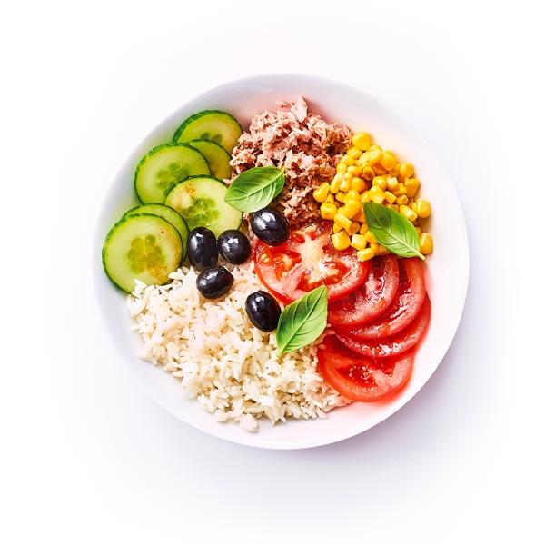 Salade Marius